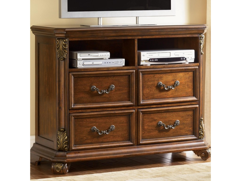 Liberty Furniture Messina Estates4 Drawer Media Chest