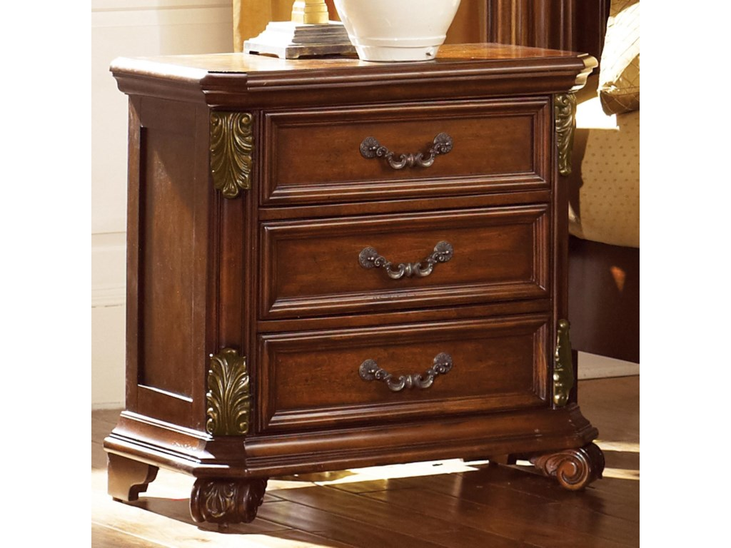 Liberty Furniture Messina Estates3 Drawer Night Stand