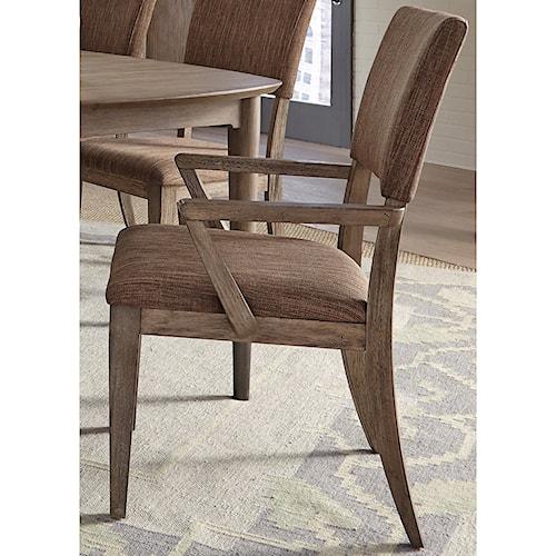 Liberty Furniture Miramar Upholstered Arm Chair