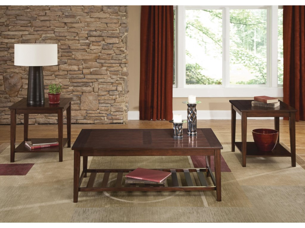 Liberty Furniture Missoula3-Piece Occasional Table Set