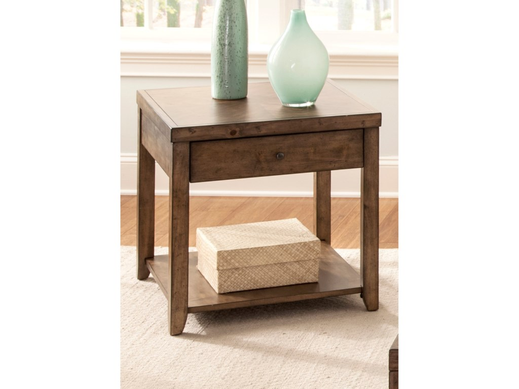Liberty Furniture Mitchell OccasionalEnd Table