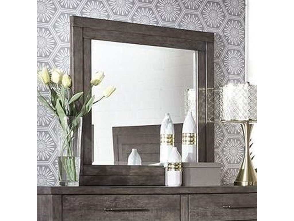 Liberty Furniture Modern FarmhouseMirror