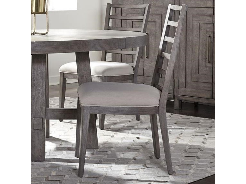Liberty Furniture Modern FarmhouseLadder Back Side Chair