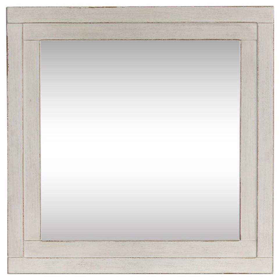Contemporary Dresser Mirror