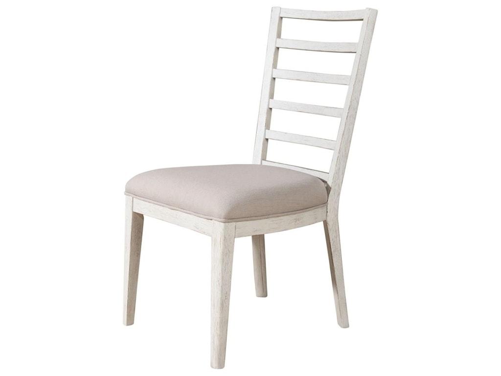 Liberty Furniture Modern FarmhouseLadder Back Side Chair