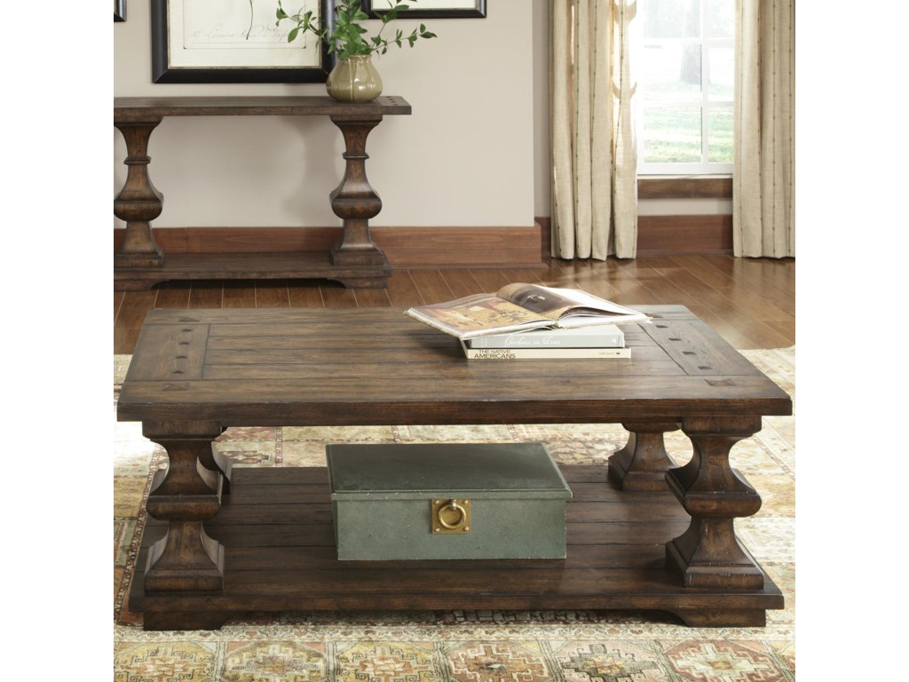 Liberty Furniture SedonaCocktail Table