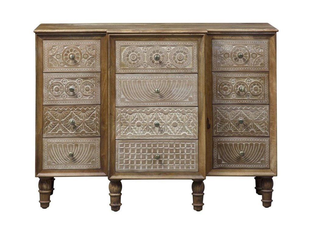 Liberty Furniture Montrose12-Drawer Accent Cabinet