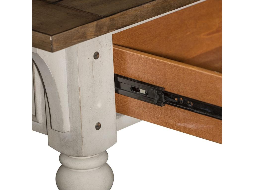 Liberty Furniture Morgan CreekSofa Table