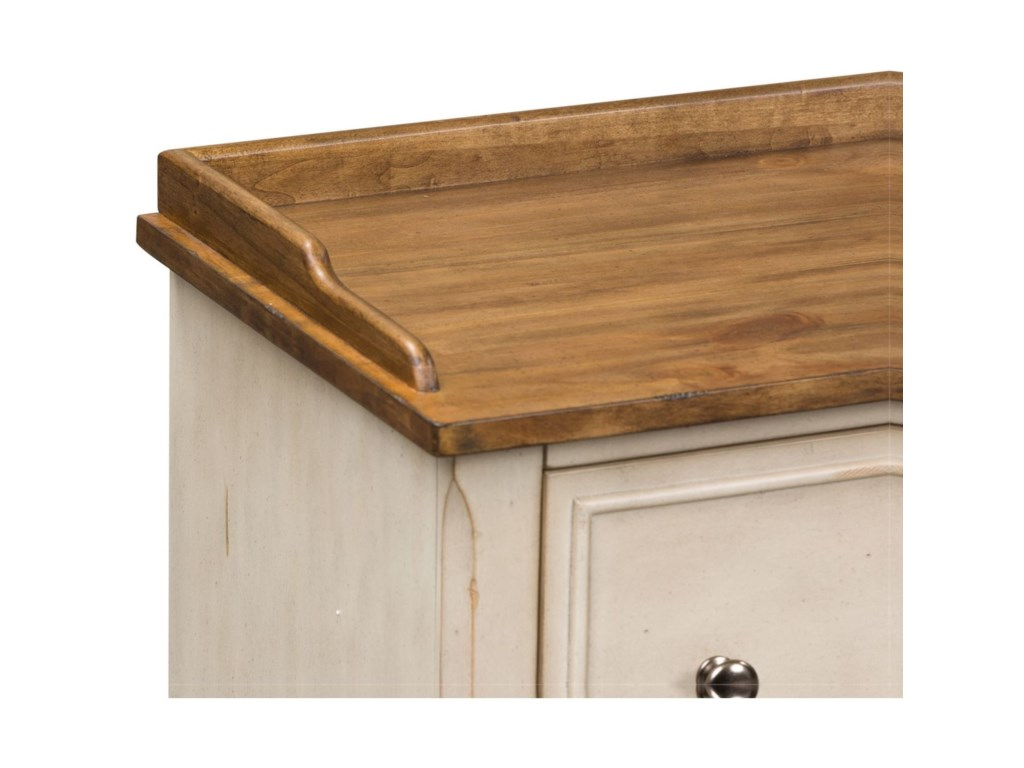 Liberty Furniture Morgan CreekStorage Hall Bench