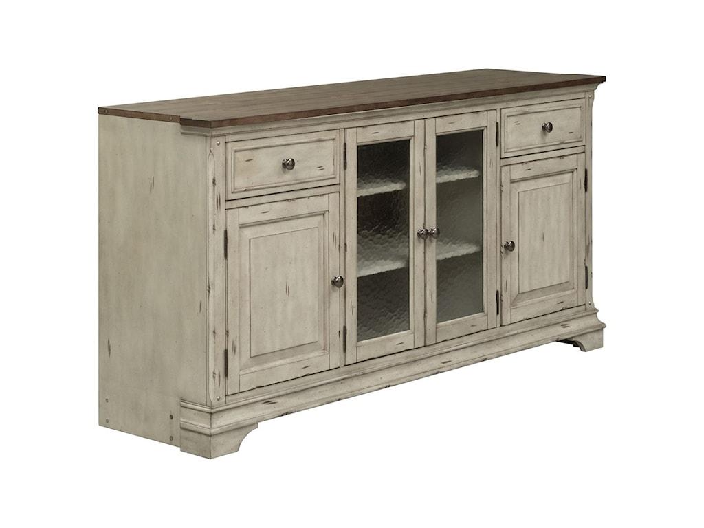 Liberty Furniture Morgan CreekEntertainment TV Stand