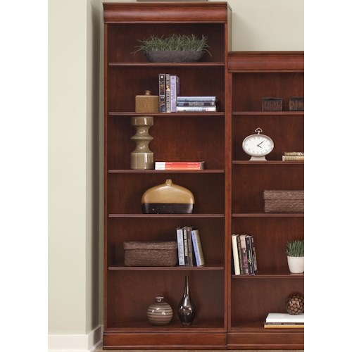 Liberty Furniture Louis Office Bookcase w/ 6 Shelves
