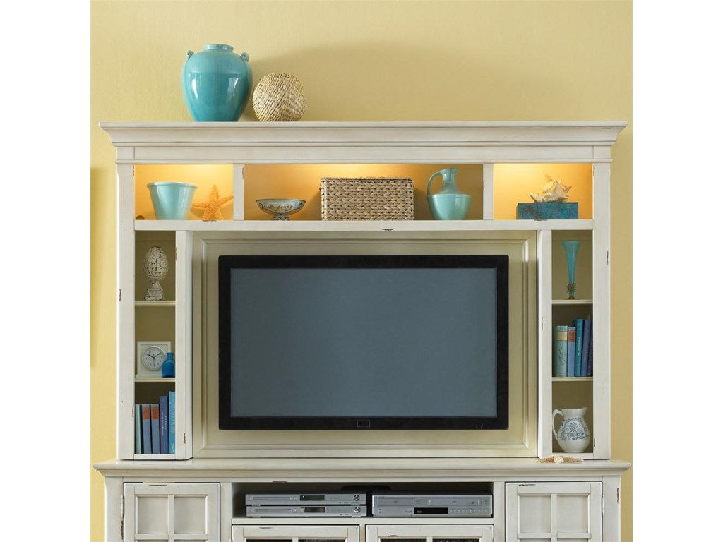 Liberty Furniture New GenerationMountable Entertainment Hutch