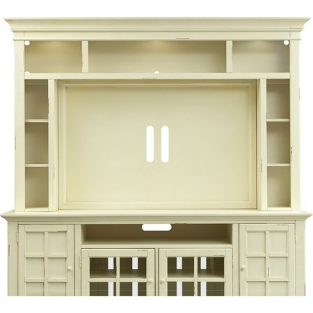 Mountable Entertainment Hutch