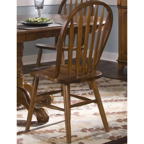 Liberty Furniture Nostalgia  Dining Room Side Chair