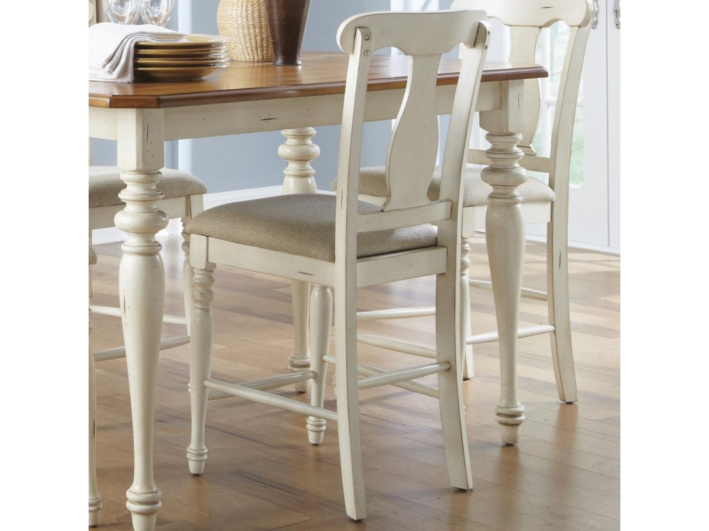 Liberty Furniture Ocean Isle Counter Height Stool