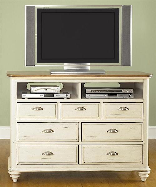 Liberty Furniture Ocean Isle  Media Chest