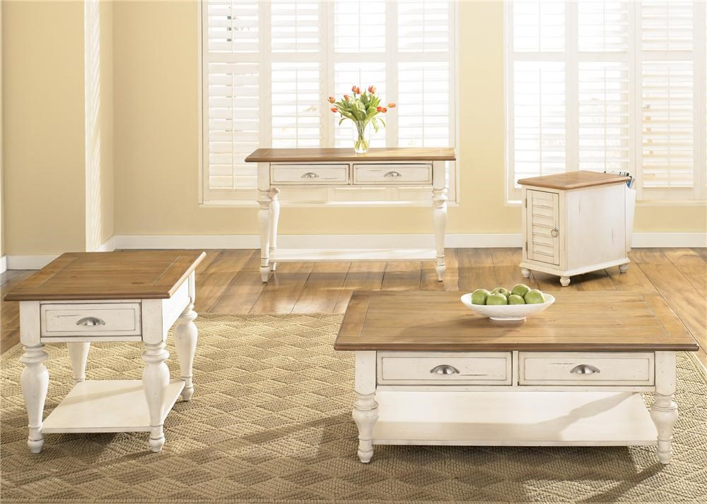 Exceptional ... Liberty Furniture Ocean Isle Rectangular Cocktail Table