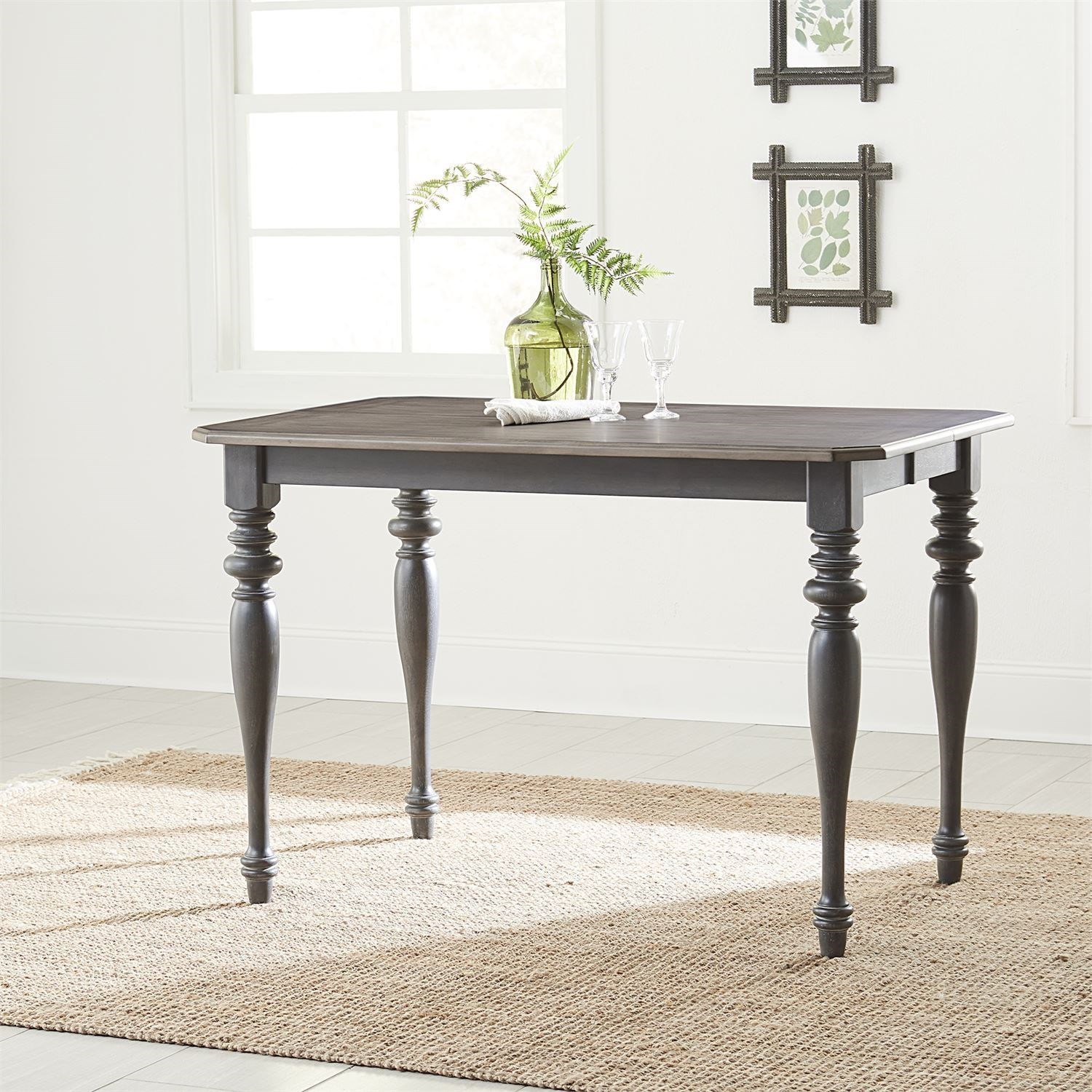 Cottage Counter Height with Removable Leaf
