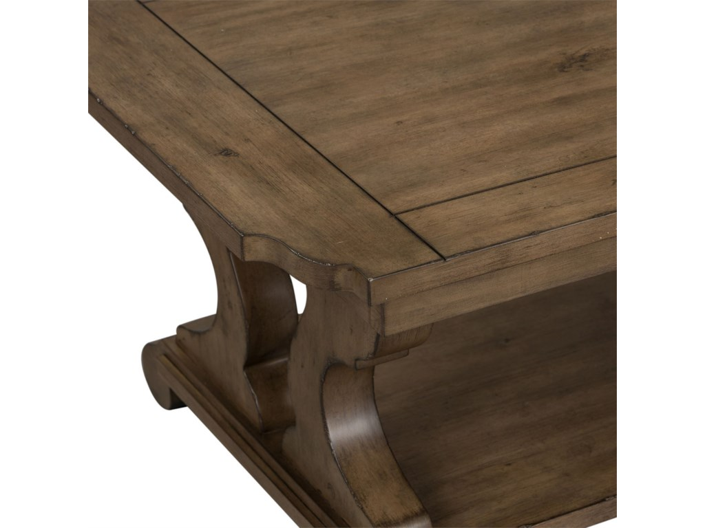 Liberty Furniture Parisian MarketplaceCocktail Table