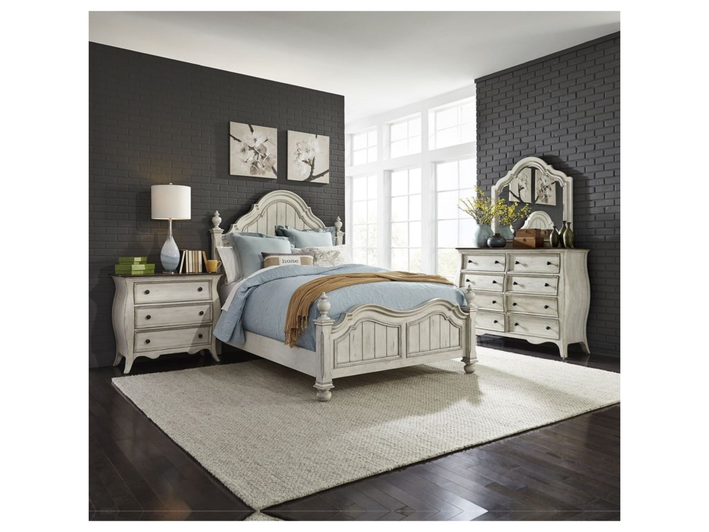 Liberty Furniture Parisian MarketplaceKing Bedroom Group