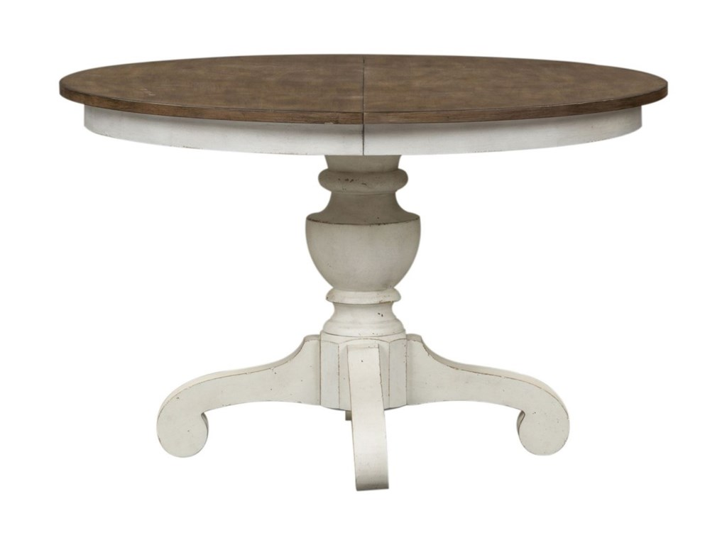 Liberty Furniture Parisian MarketplacePedestal Table