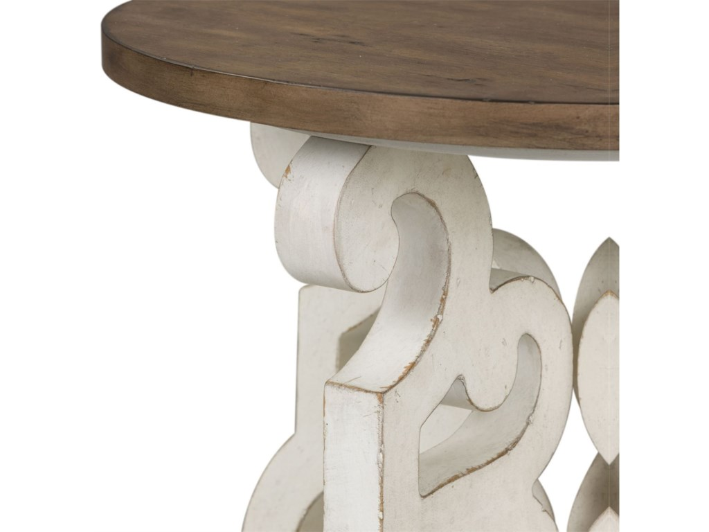 Liberty Furniture Parisian MarketplaceRound End Table