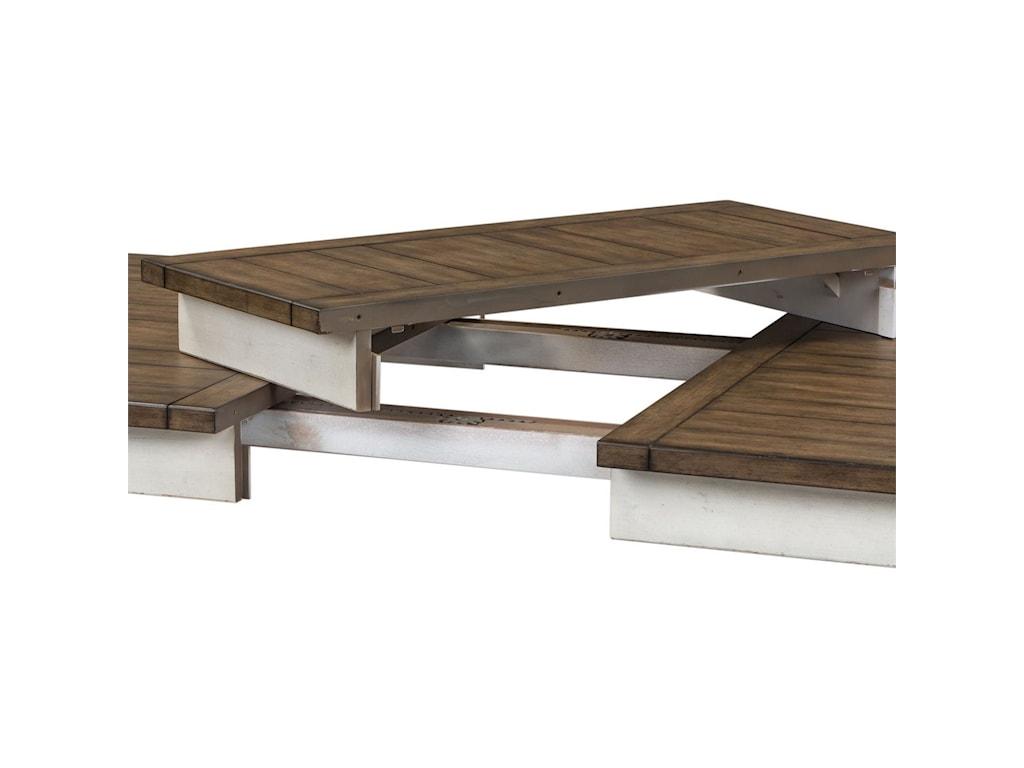 Liberty Furniture Parisian MarketplaceRectangular Leg Table