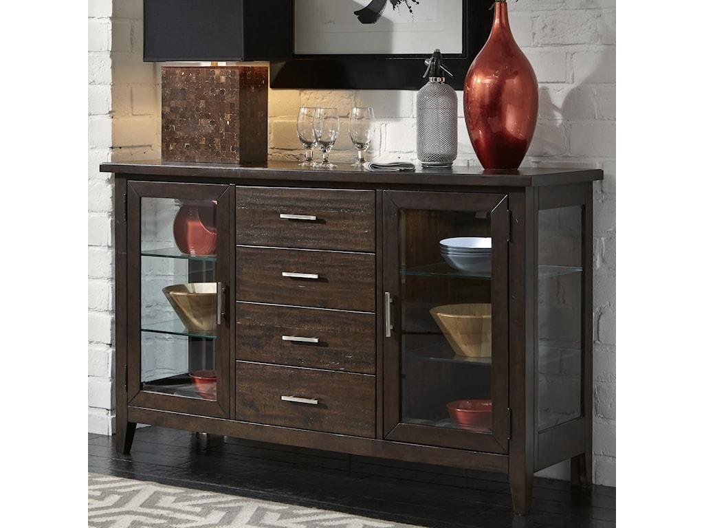 Liberty Furniture Pebble CreekServer