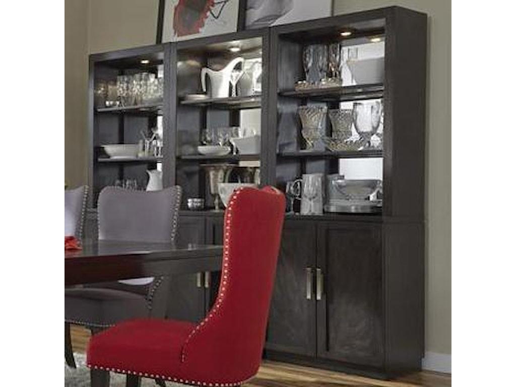 Liberty Furniture PlatinumBunching Shelf Curio