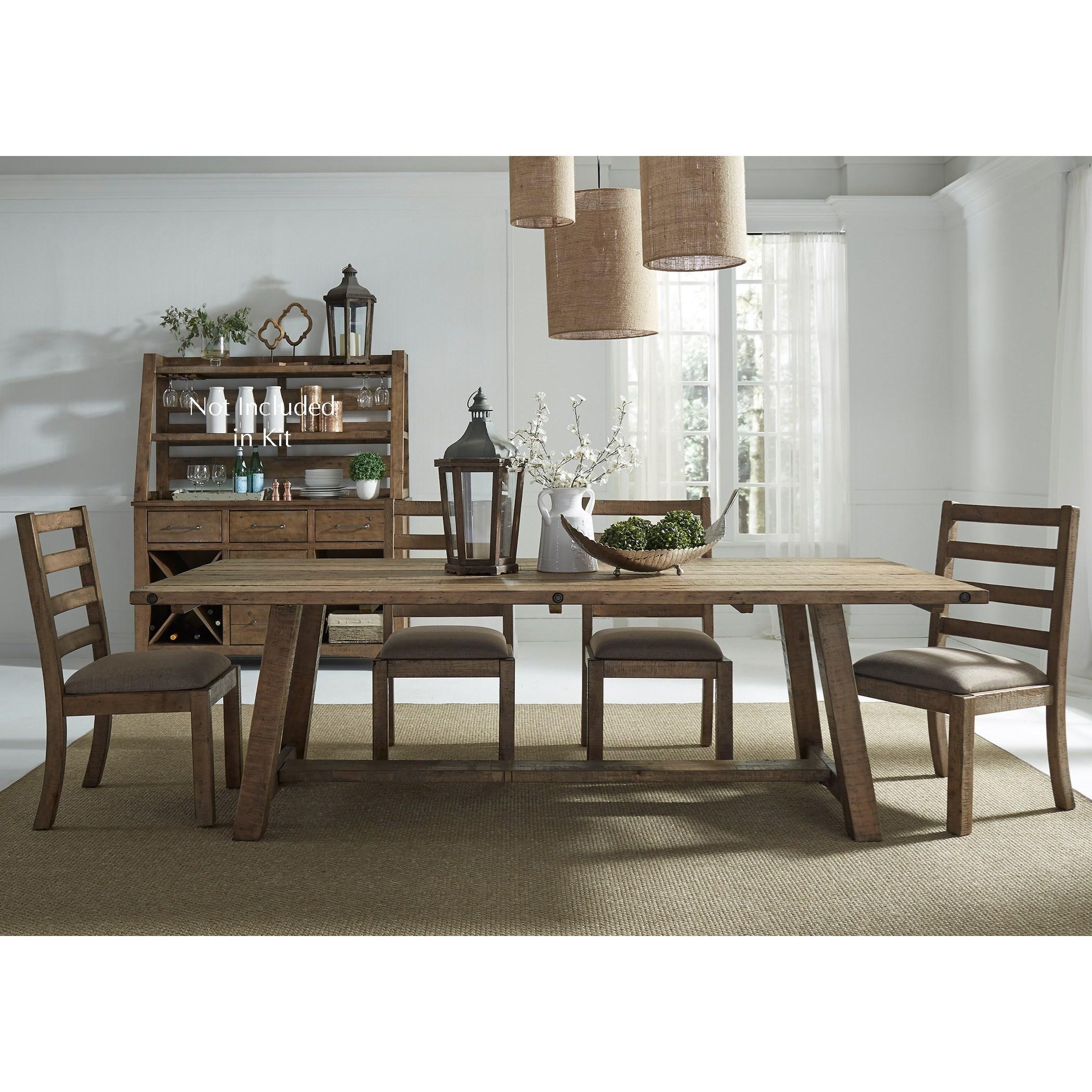 Amazing Liberty Furniture Prescott Valley5 Piece 96