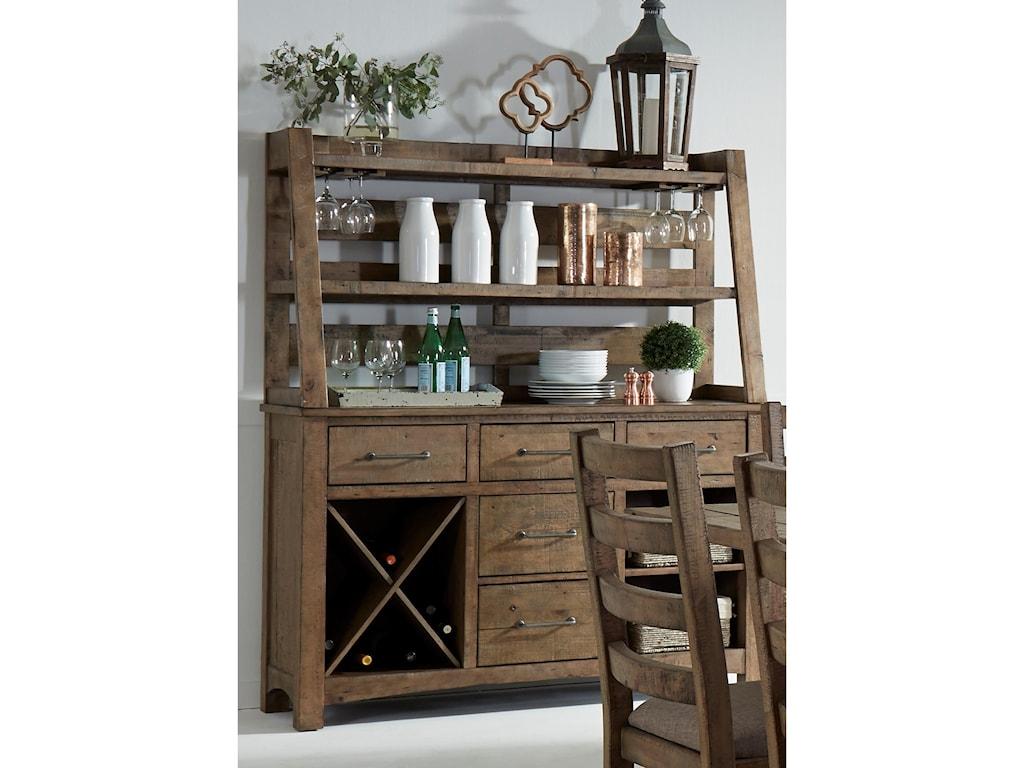 Liberty Furniture Prescott ValleyServer & Hutch