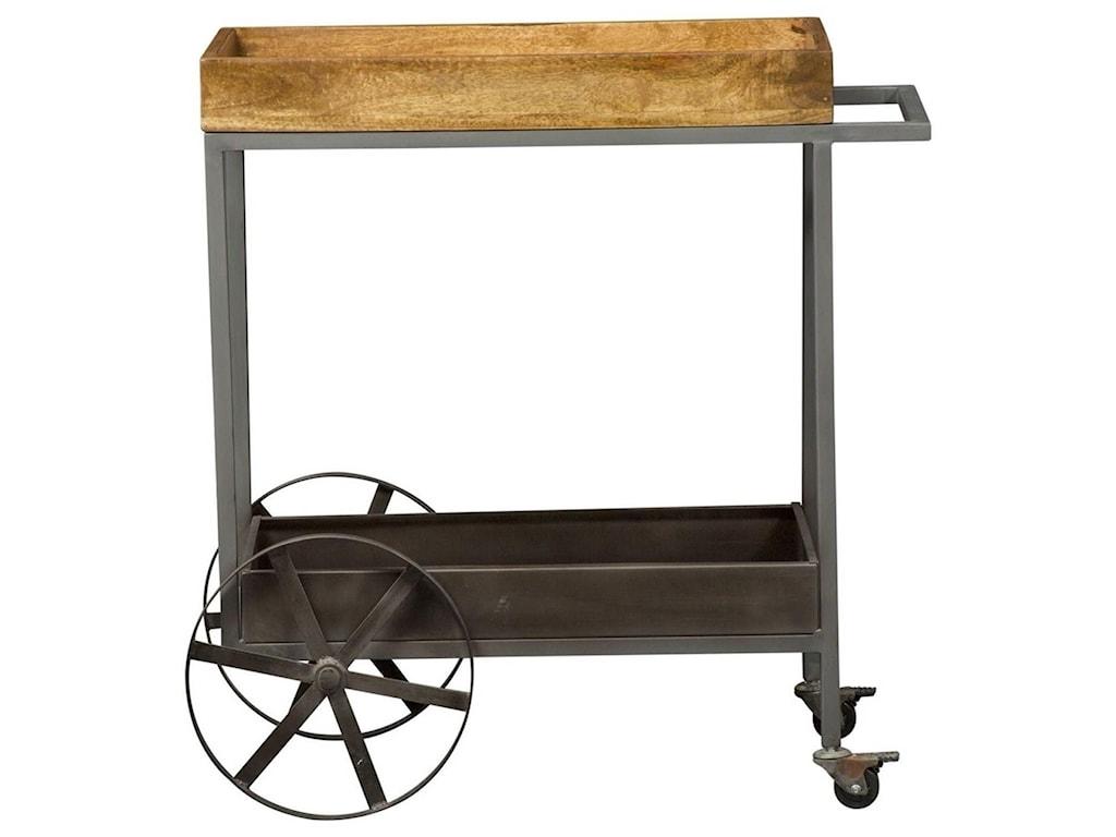 Liberty Furniture RavenAccent Bar Trolley