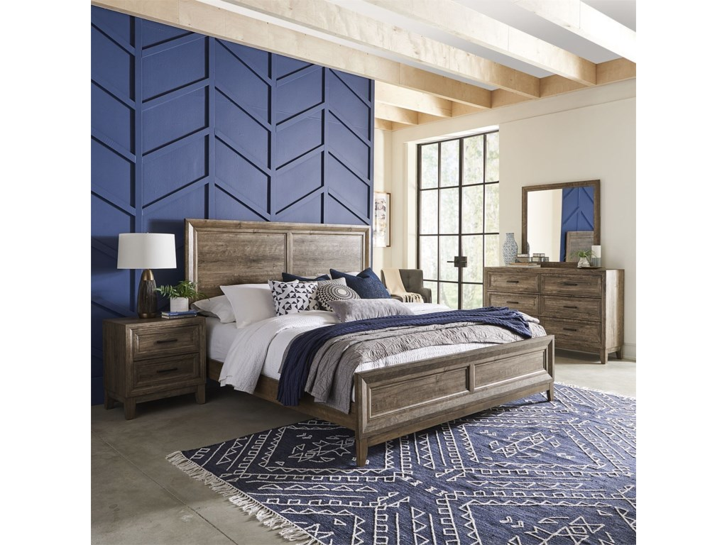 Liberty Furniture RidgecrestCalifornia King Bedroom Group