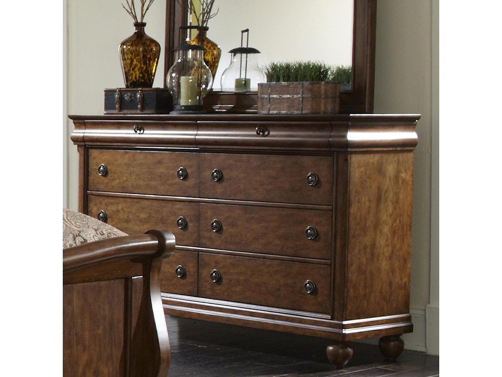 Liberty Furniture Rustic Traditions Dresser