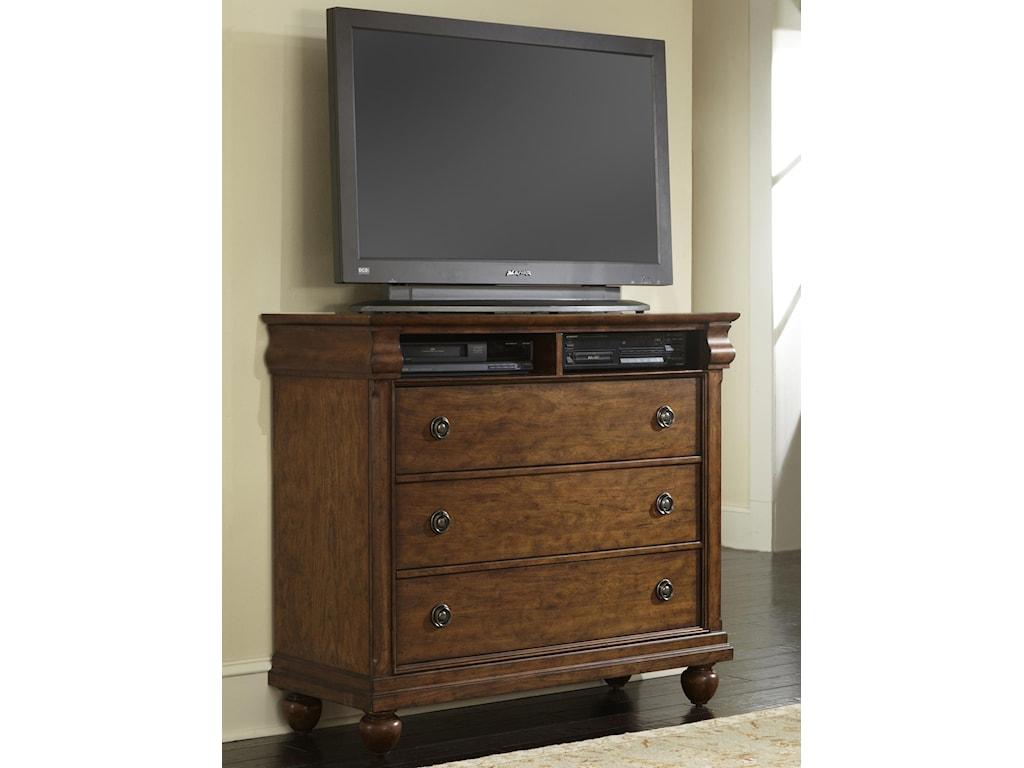 Liberty Furniture Rustic TraditionsMedia Chest