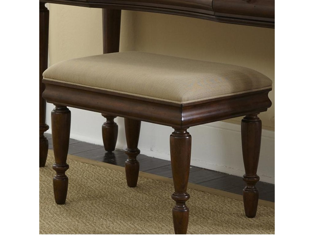 Liberty Furniture Rustic TraditionsVanity Bench (RTA)