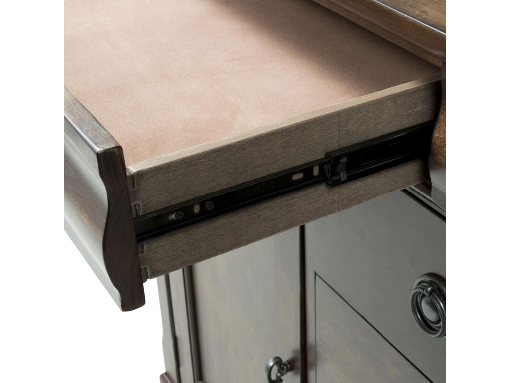 Liberty Furniture Rustic TraditionsServer & Hutch
