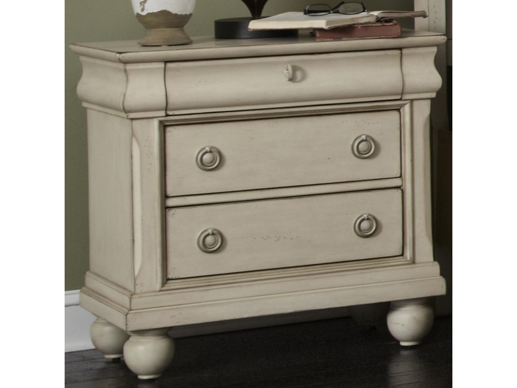 Liberty Furniture Rustic TraditionsNight Stand