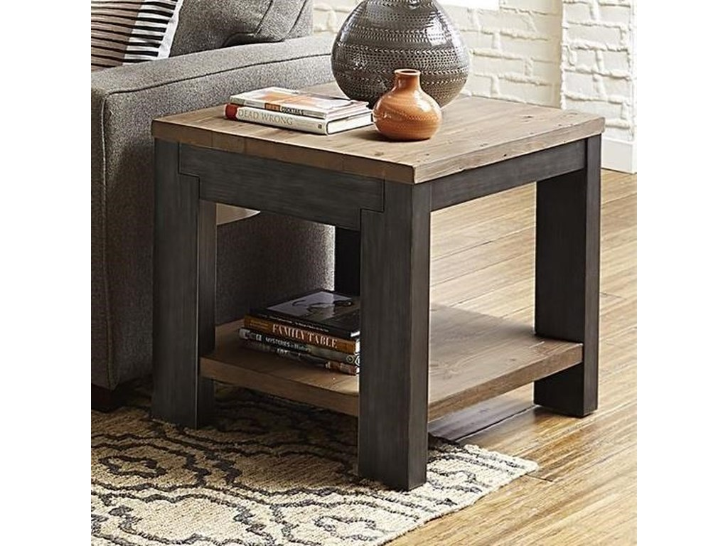 Liberty Furniture Rutland GroveRectangular End Table