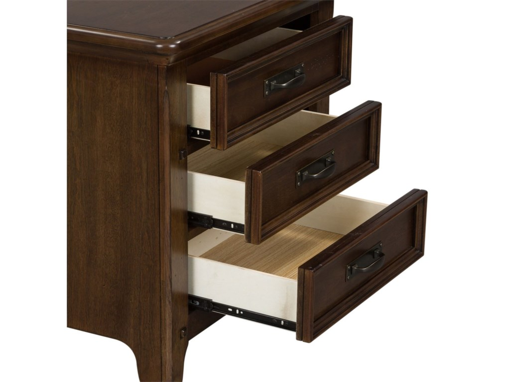 Liberty Furniture SaddlebrookNightstand