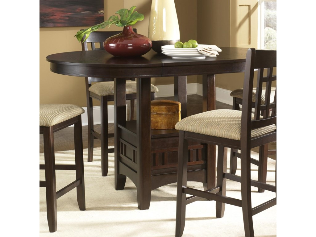 Liberty Furniture Santa RosaPub Table