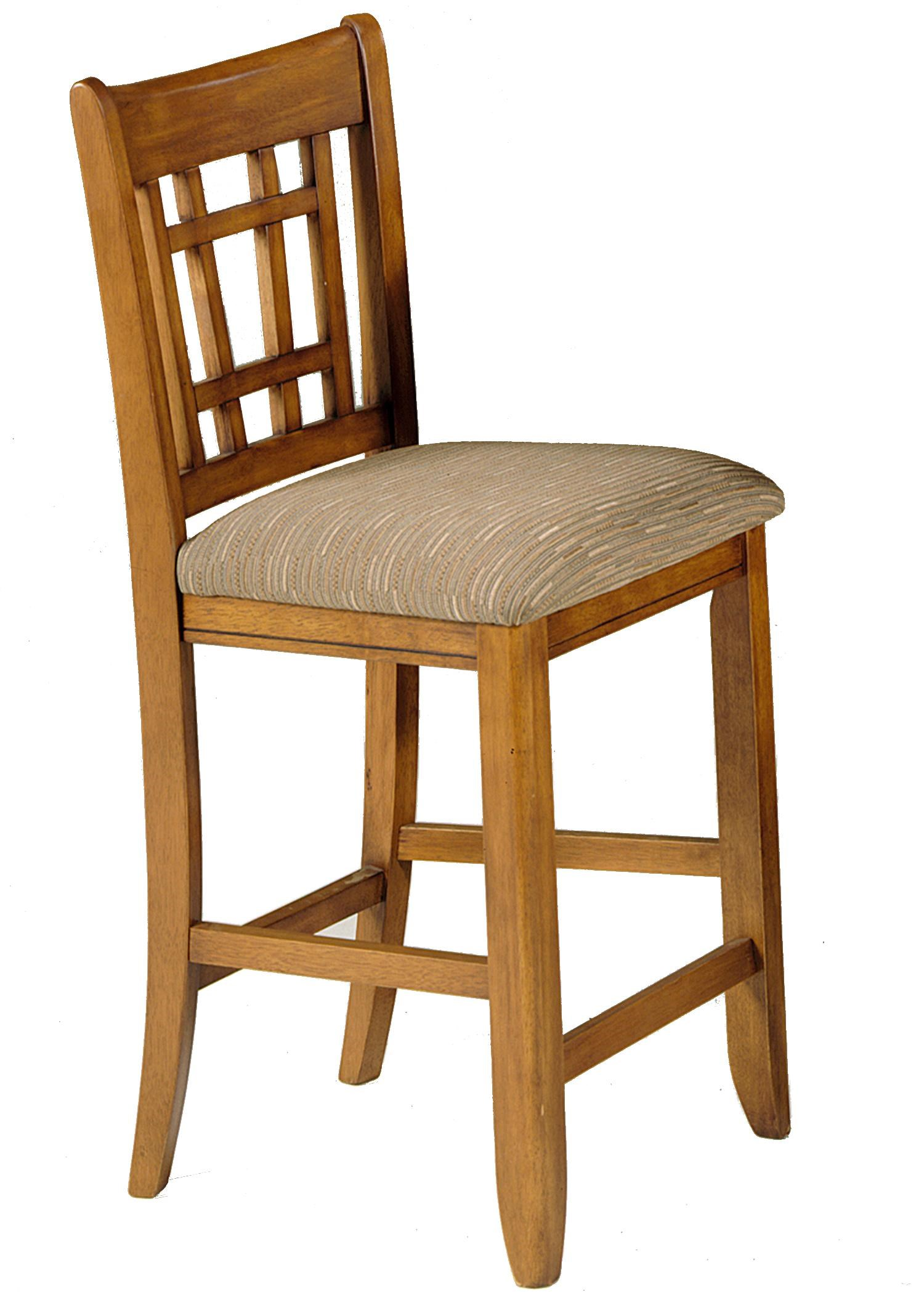 Liberty Furniture Santa Rosa 30 Inch Mission Bar Stool