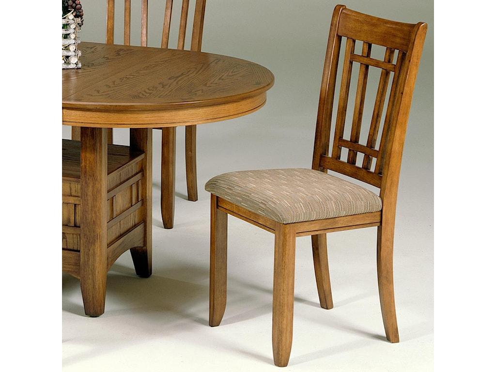Liberty Furniture Santa RosaMission Side Chair