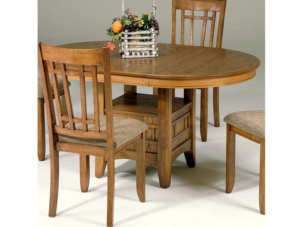 Liberty Furniture Santa RosaPedestal Table