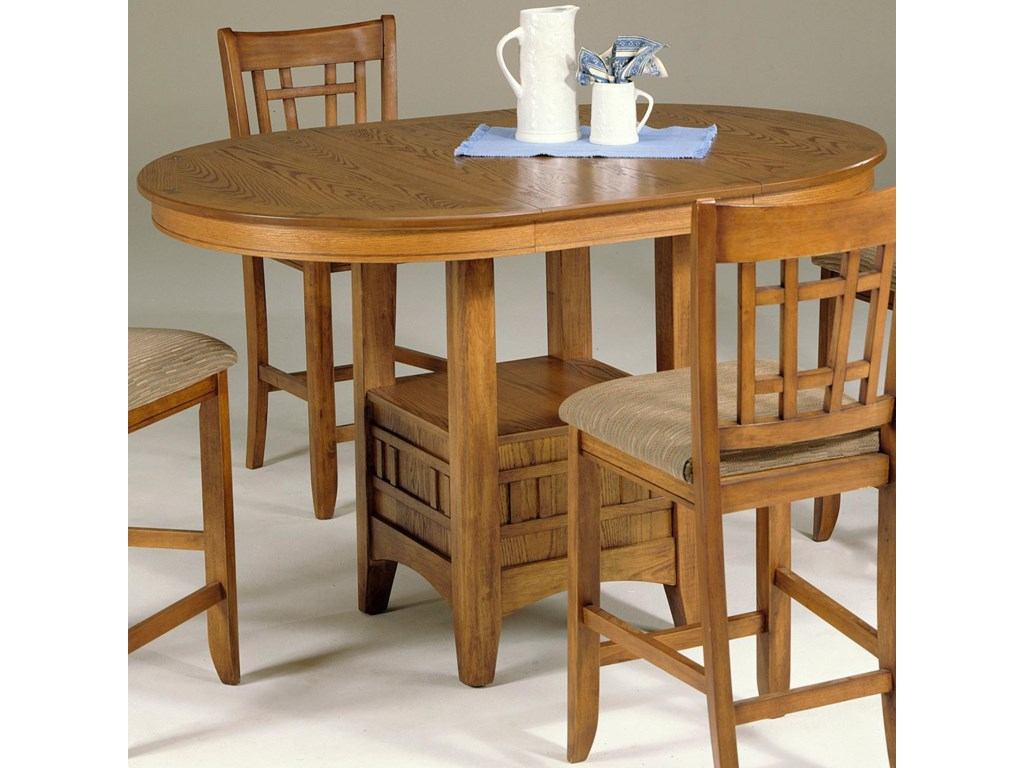 Santa Rosa Pub Table By Liberty Furniture