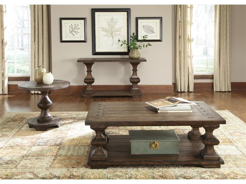 Liberty Furniture SedonaSofa Table