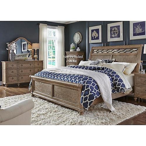 Liberty Furniture 412-BR King Bedroom Group