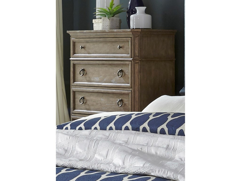 Liberty Furniture 412-BR5 Drawer Chest