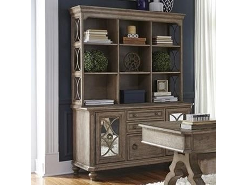 Liberty Furniture Simply ElegantCredenza and Hutch