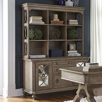 Sarah Randolph-J Simply ElegantCredenza and Hutch